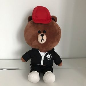 Other - Linefriends Brown Bear